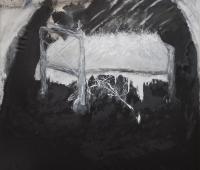 Öl auf Leinwald das Bett.jpg
